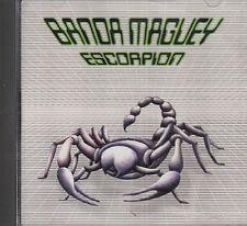 Banda Maguey Escorpion CD USED LIKE NEW