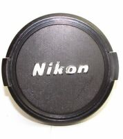 Nikon Genuine 62mm Lens Front Cap Made in Japan       - free shipping USA