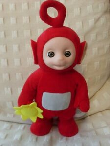 Telletubbies 14ins Dancing With Sounds Po