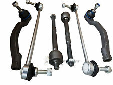 RENAULT GRAND SCENIC 05-12 INNER 2 TIE RODS 2 OUTER TRACK ROD ENDS 2 DROP LINKS