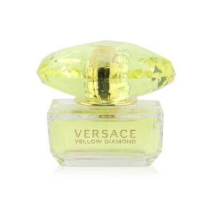 NEW Versace Yellow Diamond EDT Spray 50ml Perfume