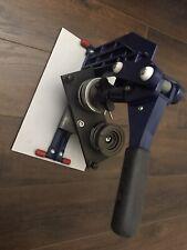 Vredestein 250 Button Maker Heavy Duty Machine Press, Great Condition.