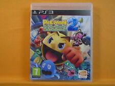 *ps3 PAC-MAN & And The Ghostly Adventures 2 (NI) Pac Man Action PAL UK