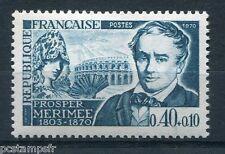 FRANCE 1970, timbre 1624, PROSPER MERIMEE, neuf**