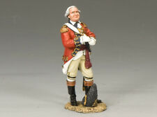 King & Country - BR75 - Royal Welch Fusileer Officer w/ Gloves