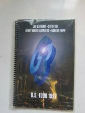 Robert Fripp Joe Satriani Steve Vail Kenny Shepherd tour itinerary 1997