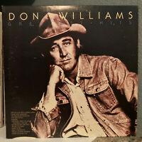 "DON WILLIAMS - Greatest Hits (DO-2035) - 12"" Vinyl Record LP - EX"