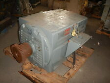 250 HP General Electric AC Electric Motor 900 RPM Fr 8188S DPBB 2300 V EOK