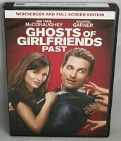 Ghosts of Girlfriends Past DVD 2009 Matthew McConaughey Jennifer Gardner
