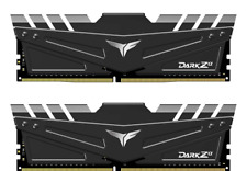 TEAMGROUP T-Force Dark Za (Alpha) (for AMD Ryzen) 32GB Kit (2 x 16GB) 3600MHz...