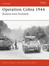 Campaign: Operation Cobra 1944 : Breakout from Normandy 88 by Steven J....