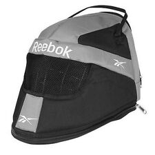 New Reebok 9K Pro goalie mask helmet senior large white RBK mens ice hockey goal