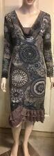 Heine Stretchy Dress Sz 40 (10/12) Not Lined