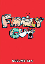Family Guy - Vol. 6 (DVD, 2008, 3-Disc Set, Checkpoint Pan and Scan Sensormatic)