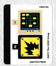 LEGO 70900 DC Super Heroes Batman Movie  -  Sticker Replacement NEW