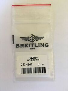 Authentic Breitling Parts Service Plastic Bag Used for small items