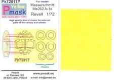Model Maker 1/72 MESSERSCHMITT Me-262A-1a Kabuki Tape Paint Mask Set for Revell