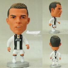 "Soccer Doll Juventus team 7# C.RONALDO 2.5"" Action Figurine 2019 Style"