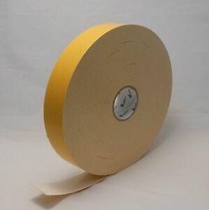 Rotolo di nastro biadesivo in schiuma per fissaggio da 50 mt spessore 1,2mm