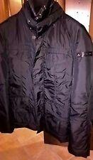 down jacket Piumino Giaccone Peuterey 46 nero M L nuovo
