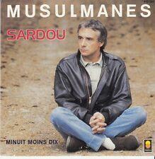 45 T SP  MICHEL SARDOU *MUSULMANES*
