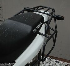 Honda XR125L , XR150 luggage system rack whole-welded Black Mmoto