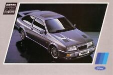 Ford Sierra RS Cosworth 1986 Car Jumbo Fridge Magnet