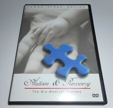 Autism And Recovery The Bio Medical Journey DVD Jamax Video Series
