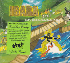 Ibara River Crossing Osunlade Presents NEW CD Afro Cuban Jazz Downtempo FASTPOST