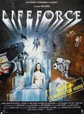 Lifeforce Poster 03 Metal Sign A4 12x8 Aluminium