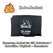 RoboJacket - Neoprene Jacket for 65L Robobrew / BrewZilla / DigiBoil - Homebrew