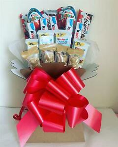 Kinder Chocolate Bouquet Tree Explosion Sweet Hamper Any Occasion Perfect Easter
