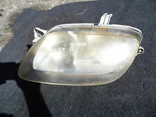 mazda 323c 1995-1998 front left side lamp light headlamp