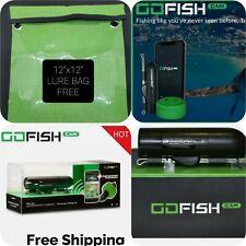 GoFish Underwater Cam Wireless Underwater Fishing Video Camera FREE LURE BAG