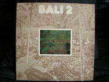 VINYL 33T – WORLD MUSIC MUSIQUE DU MONDE – BALI 2 – GILLES FRESNAY BUTTERFLY 71