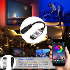 Smart Wireless For 5050 3528 LED Light Strip RGB Controller Bluetooth Adapter