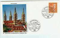 BRD FDC Ersttagsbrief 1966 Katholikentag Mi.Nr.515