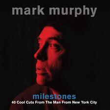 MARK MURPHY - MILESTONES  2CD