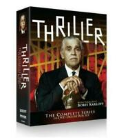 Thriller: The Complete Series (DVD, 2010, 14-Disc Set) 2-3 Days Delivery NEW!