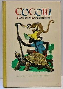 Joaquin Gutierrez - Cocori - Ill. von Hans Baltzer - Alfred Holz Verlag 1956
