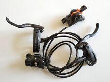 SHIMANO M505 BL-M505 BR-M447 MTB Hydraulic Disk Brake Set Front & Rear Black