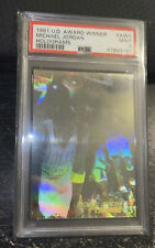 1991 Upper Deck Michael Jordan #AW1 Award Winner Hologram PSA 9 FRESHLY GRADED!