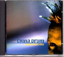 CHINA DRUM - SOMEWHERE ELSE - 4 TRACK CD SINGLE - MINT