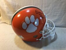 Danny Ford Autographed Signed Clemson Full Size Riddell Replica Helmet