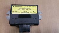MERCEDES-BENZ ML W163 2.7 CDI AUTO TRANSFER BOX ECU A1635457932 4450000051C