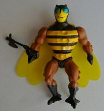 He-Man Figure Buzz-Off 1984 Mattel Original MOTU Vintage!