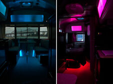 RV Camper Motorhome Waterproof LED Ground Effects Party Strip String Lighting