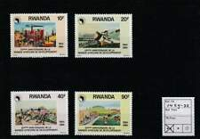 Rwanda postfris 1990 MNH 1429-1432 - Afrikaanse Ontwikkelingsbank