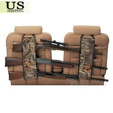 Back Seat Gun Rack Pick Up Truck Shotgun Holder Vehicle Sling Car Hunting Camo