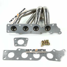 Stainless Steel Turbo Exhaust Manifold FOR MAZDA Mazdaspeed 3 & 6 2.3L Turbo